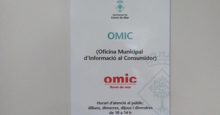 L'OMIC alerta els veïns perquè s'informin quan rebin una empresa que revisa l'aparell de gas