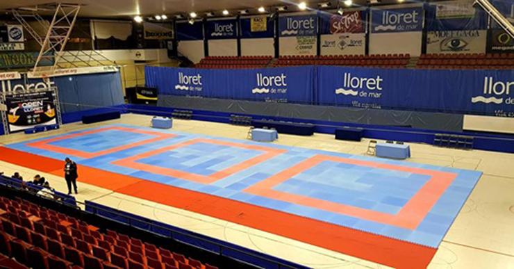 El Karate Do Lloret organitza l'Open Internacional, amb 480 competidors de diferents nacionalitats