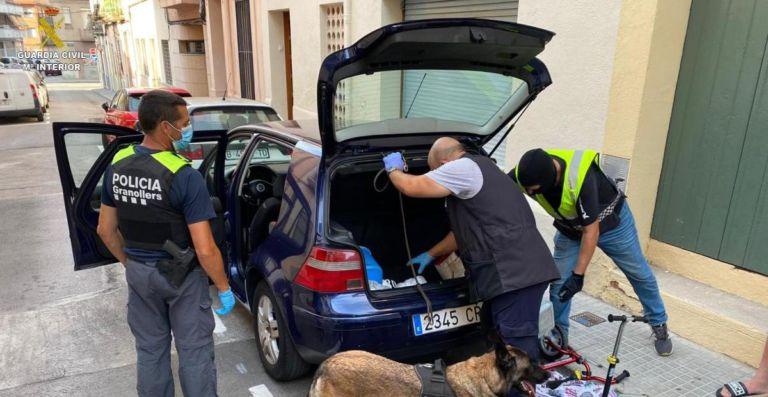 Desmantellen una organització dedicada al tràfic de droga a la Selva Marítima i el nord de Barcelona