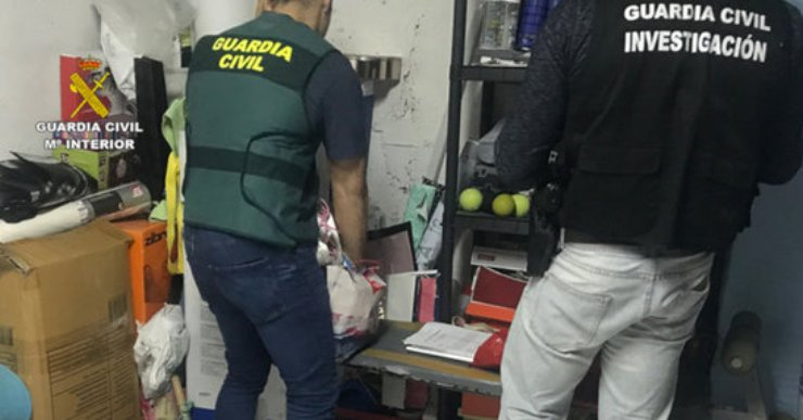 Detinguts vuit membres d'una banda dedicada al tràfic de drogues que operava a Lloret, entre altres ciutats