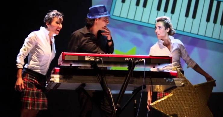 'Avui fem pop', concert familiar de Festa Major al teatre