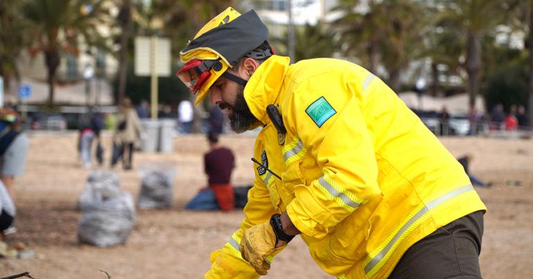 Òscar García, nomenat cap operatiu de l'ADF de la Selva Marítima
