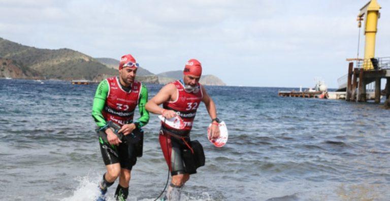 Joan Bernat i Ignasi Gironès, del Swim Run Lloret, es classifiquen per al mundial