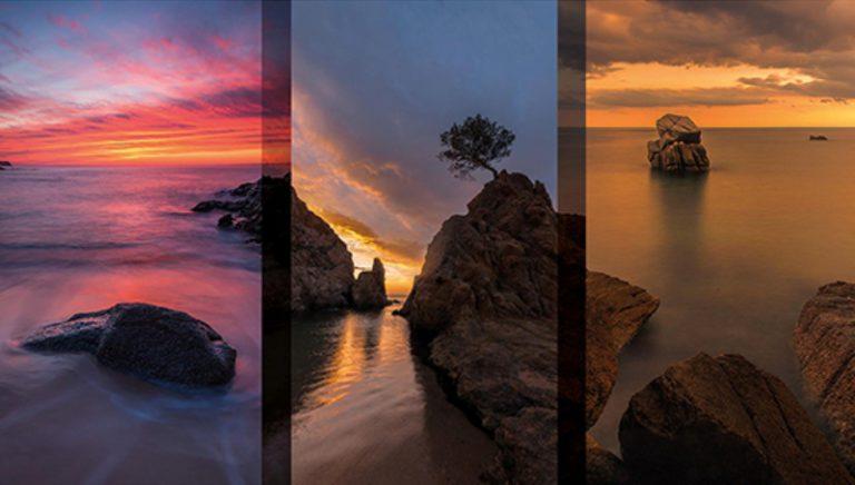 Fotografies de gran bellesa sobre la Costa Brava, a la Casa de la Cultura