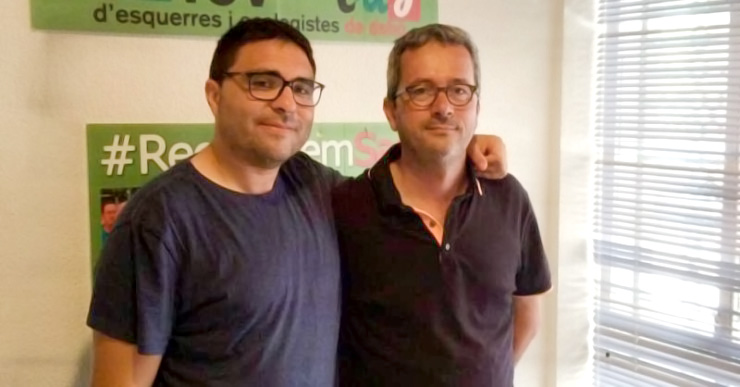 Unanimitat a l'assemblea d'ICV – EUiA per escollir Rodríguez Pacios com a alcaldable