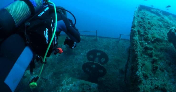 Lloret podria tenir un vaixell esfrondrat per atraure submarinistes