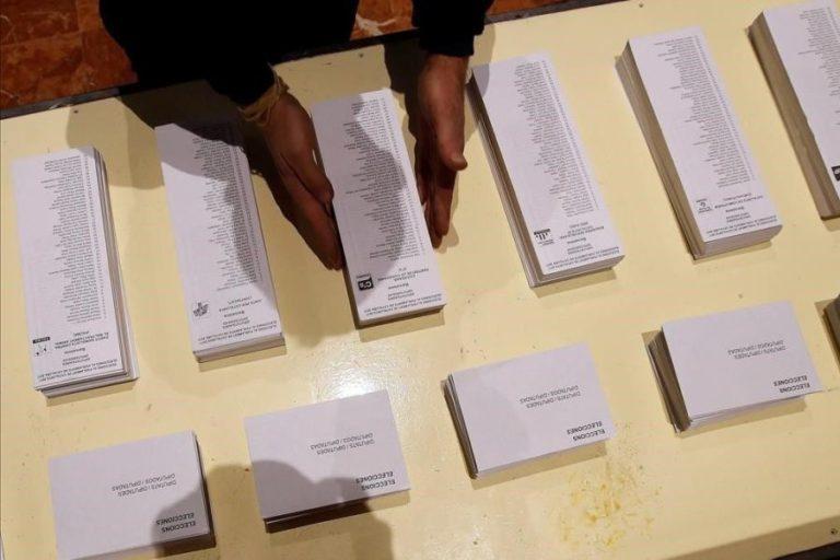 L'Ajuntament de Lloret recomana el vot per correu per evitar aglomeracions