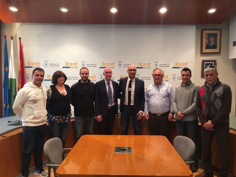 El CF Lloret, el Lloretenc i l'Atlètic Masnou jugaran un partit amistós aquest diumenge