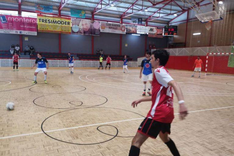 El Club Futbol Sala Lloret acaba la temporada amb una derrota a Ripollet (5-4)