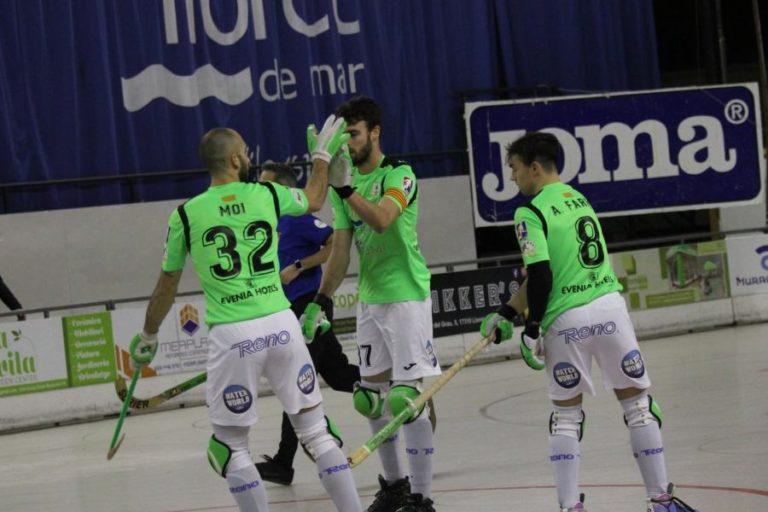 El Club Hoquei Lloret cau derrotat per 9 a 4 a la pista del Noia