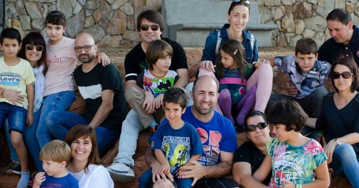 Pas a Pas, Punt d'Equilibri, Aspronis i Mifas col·laboren amb la festa 'Som capaços'
