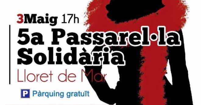 Passarel·la solidària de l'ONG amb el Sàhara, aquest diumenge