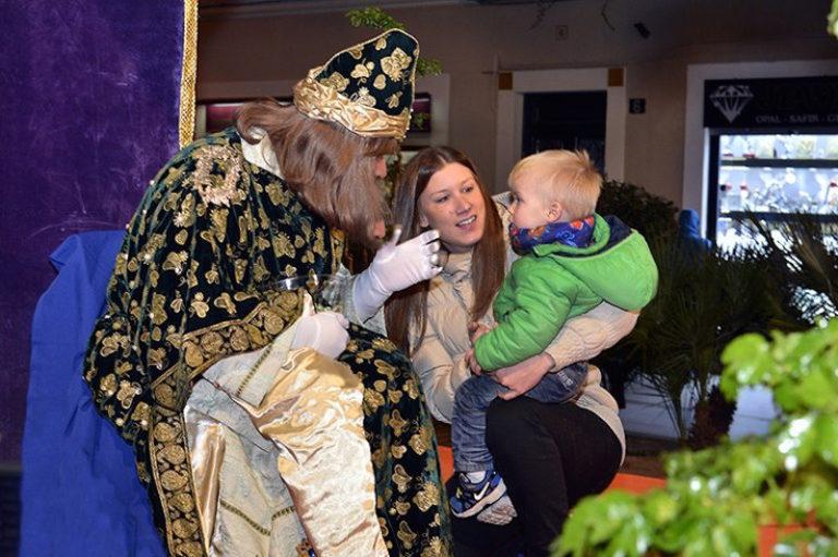 El patge reial visita Lloret aquest diumenge per recollir les cartes dels nens i nenes de la vila