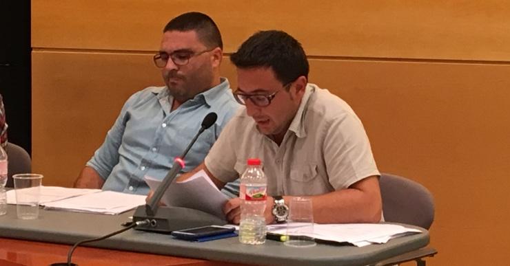 Paulino Gracia (ELLSSP) presenta una moció sobre les clàusules sol
