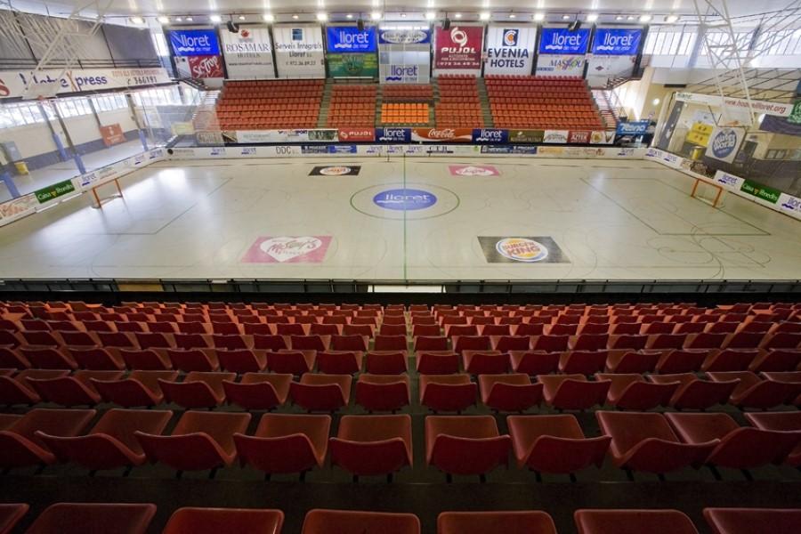 El Pavelló Municipal d'Esports (Lloret Turisme)