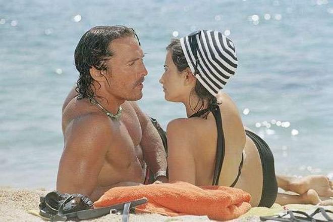 Sa Boadella és una platja idíl·lica per fer rodatges de publicitat i cinema