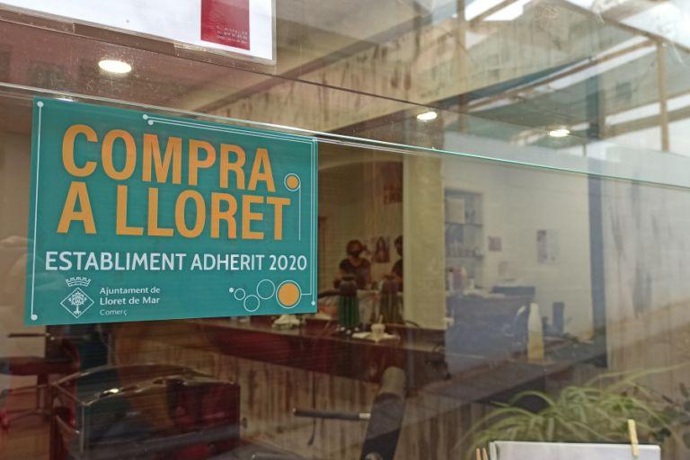 Els comerciants celebren la campanya 'Compra a Lloret'