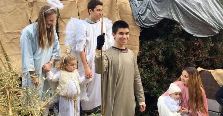 La Parròquia de Sant Romà recuperarà la tradició de fer un pessebre vivent a Lloret de Mar