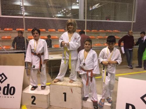Leo Tarrasón, bronze a la Copa Catalana de Judo benjamí -40kg