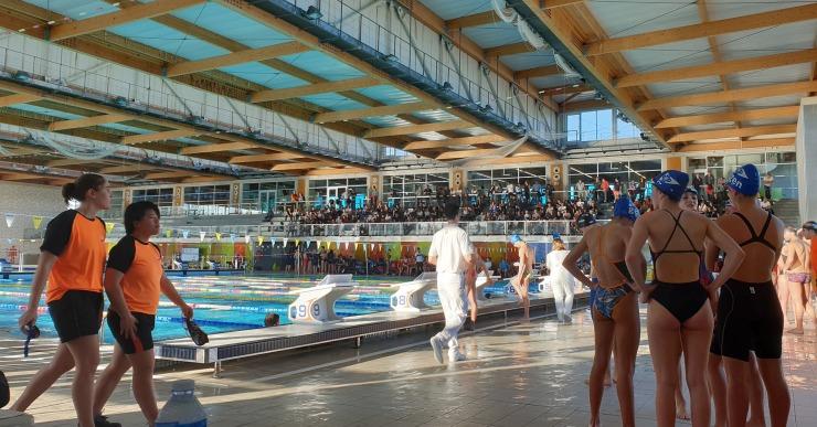 320 nedadors d'una vintena de clubs d'arreu de Catalunya, al Trofeu Lloret Vila Esportiva