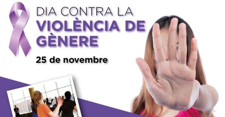 La Piscina demana als usuaris que portin una samarreta lila per commemorar el 25N