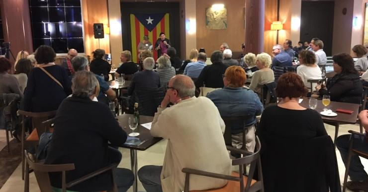 Llach, Bassa i Orobitg envien un missatge de tranquil·litat de cara al referèndum i la transició