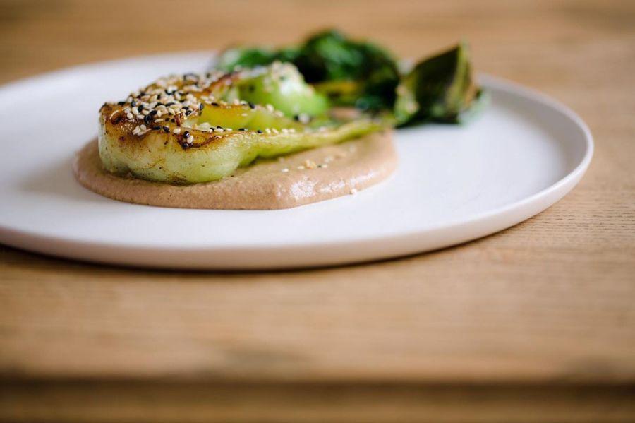Un dels seus plats vegans (Kle Restaurant)
