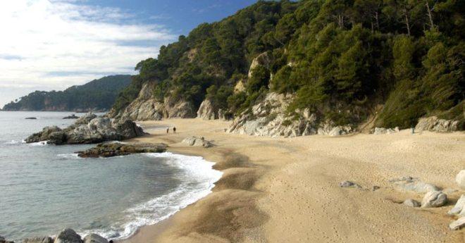 Lloret escull la platja del centre, Cala Canyelles i Sa Boadella per promocionar-se