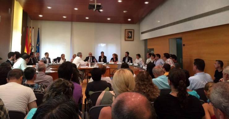 ICV – EUiA i En Lloret sí se puede donen suport al cartipàs de CiU i ERC – Avancem