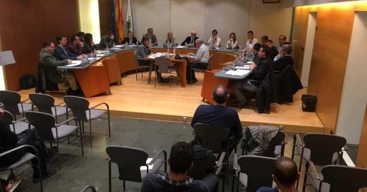 L'Ajuntament aprova l'última modificació de crèdit de l'any amb l'abstenció de l'oposició
