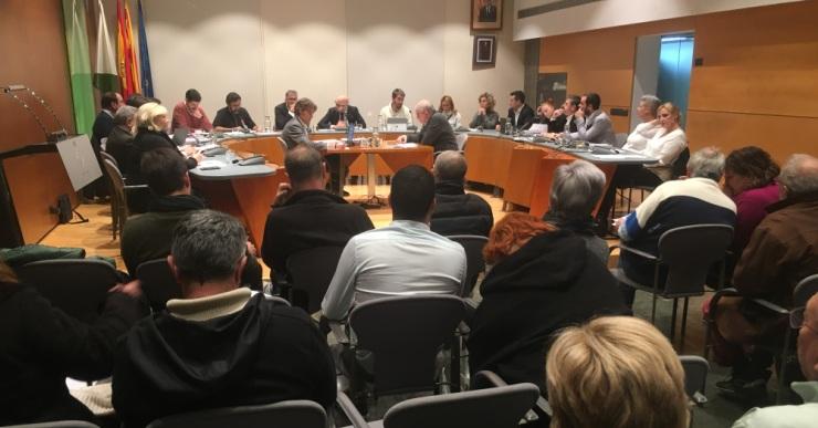 El Govern de Lloret aprova el pressupost del 2020 amb tota l'oposició en contra