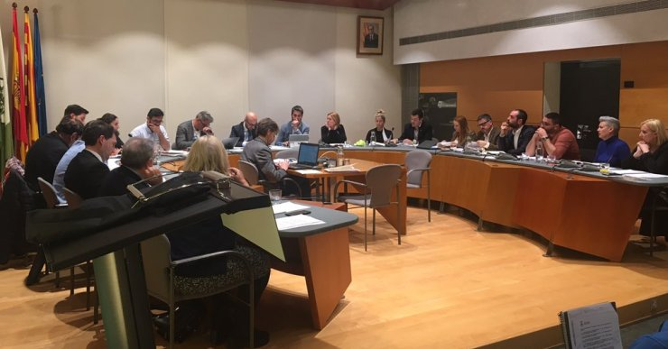 Els regidors acorden per unanimitat baixar-se el sou i les retribucions per fer front a la crisi del coronavirus