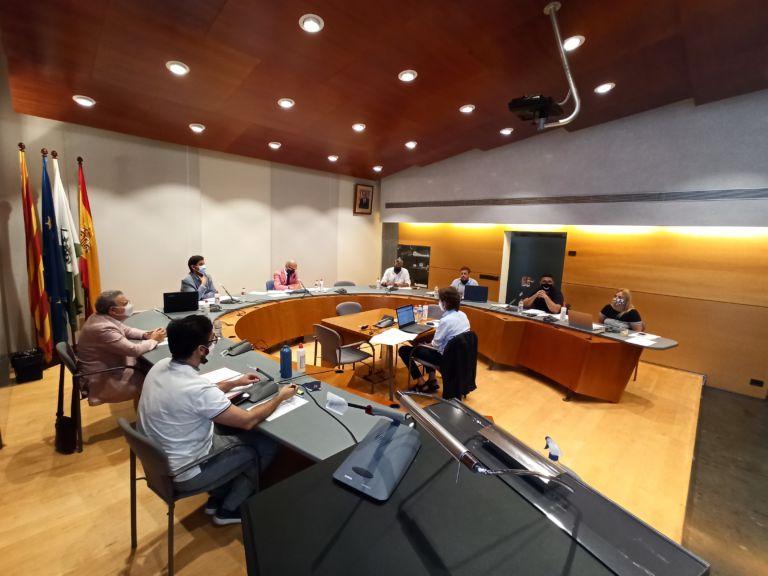 L'Ajuntament de Lloret reclama una sanitat 100% pública