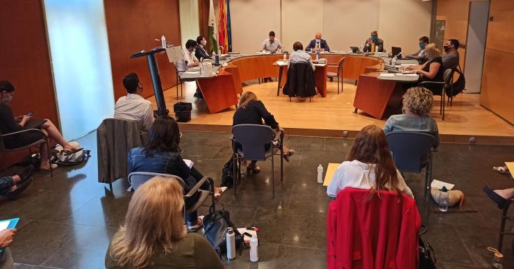 Ja es poden tornar a sol·licitar subvencions municipals, després que el ple hagi aixecat la suspensió