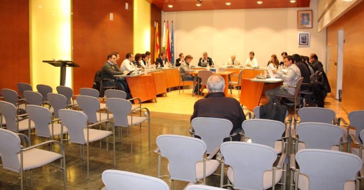 Els portaveus dels grups municipals valoren el panorama de cara a les eleccions del 21D