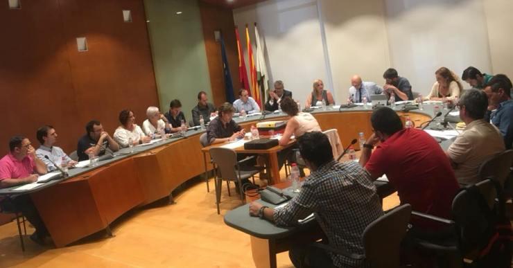 L'Ajuntament ha aprovat el compte general del 2017