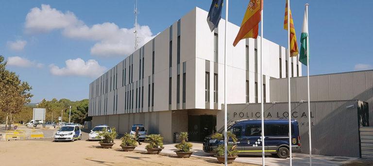 L'Ajuntament de Lloret comença a fer tests ràpids de la Covid-19 a la Policia Local i Protecció Civil