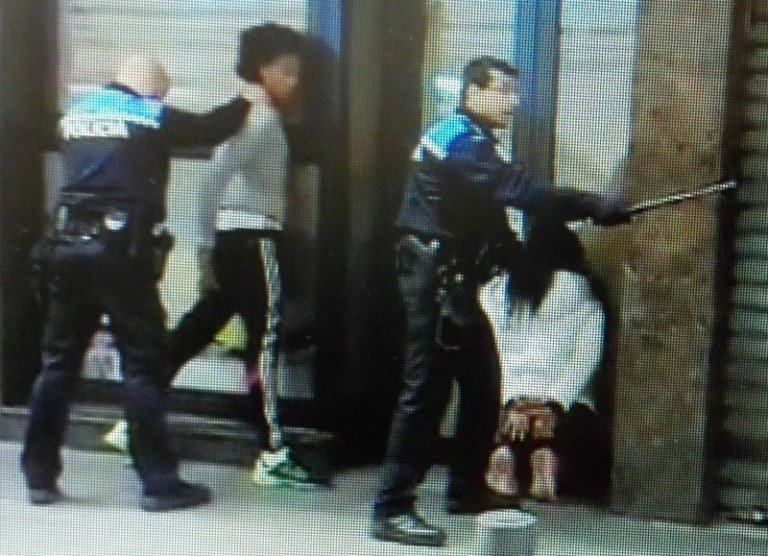 L'absència d'un testimoni impedeix fer el judici sobre un robatori violent a Lloret