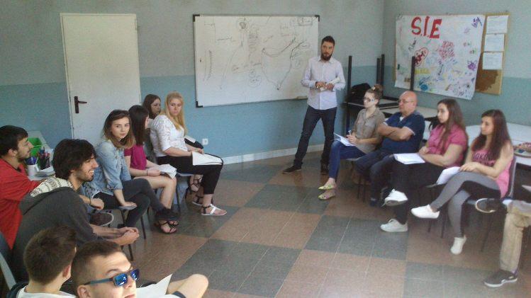 14 polonesos estan d'Erasmus a Lloret en empreses de turisme i informàtica