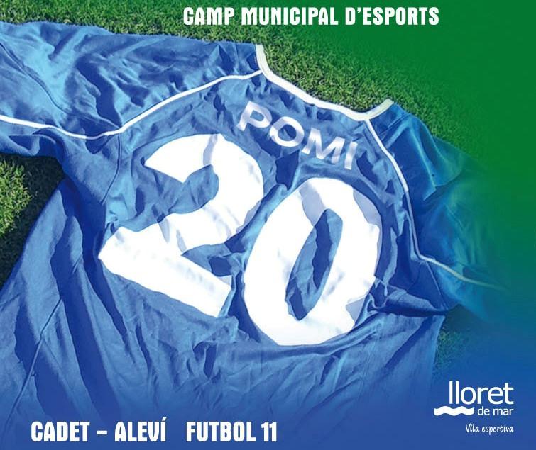 Els cadets del Barça, l'Espanyol i el Madrid, al Memorial Pomares