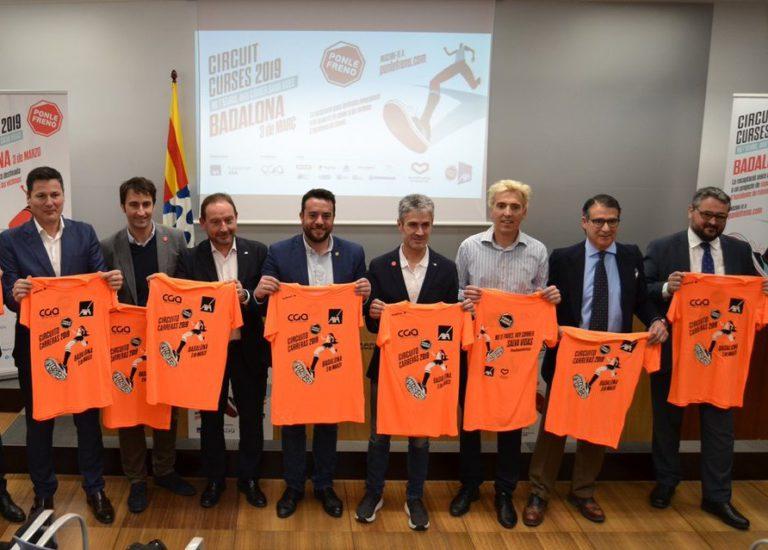 """José Luis Blanco organitza un entrenament a Badalona per preparar la cursa """"Ponle Freno"""""""