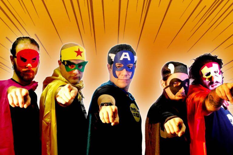 L'energia i diversió dels 'superherois' de Pop de Xics arriben avui a Lloret de Mar