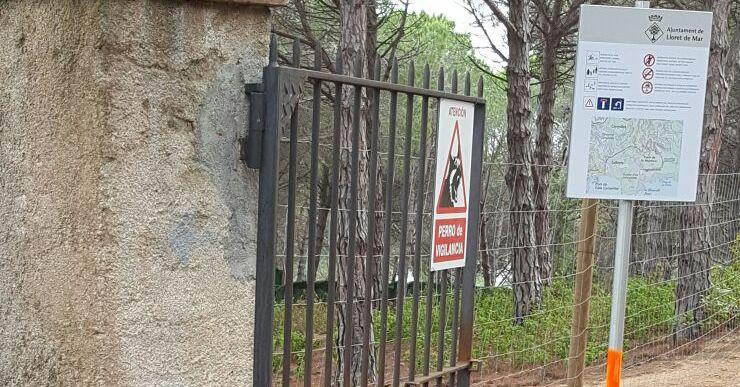 L'Ajuntament incorpora el camí de ronda de Can Juncadella a l'inventari municipal