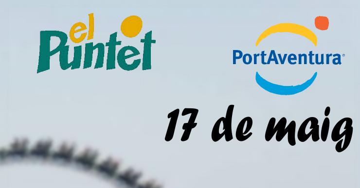 El Puntet organitza una excursió a Portaventura per aquest diumenge