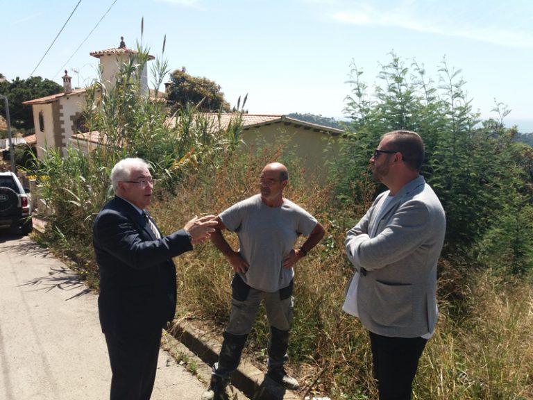 El PP vol millorar la qualitat de vida dels veïns de les urbanitzacions