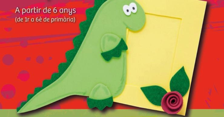 Aquest dissabte comença un taller infantil per preparar la Diada de Sant Jordi
