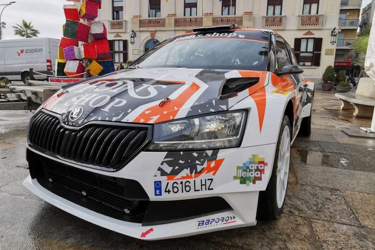 El 8è Rally de Lloret es disputarà en dotze trams emblemàtics i molt exigents pels pilots