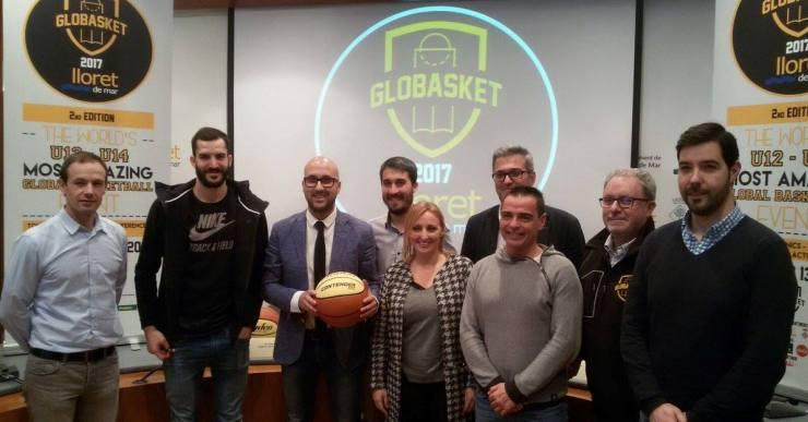 Pau Ribas i Leonor Rodríguez apadrinen la segona edició del Globasket