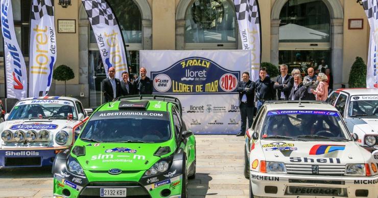 Obertes les inscripcions del 7è Rally Lloret de Mar, que es disputarà al febrer