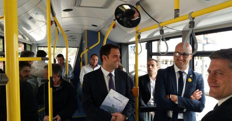 El nou servei de transport urbà de Lloret entrarà en funcionament la setmana que ve